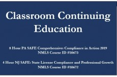 Classroom Continuing Education